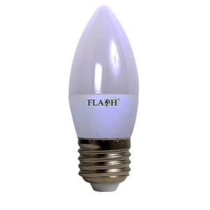 BULB CANDLE 3W ES COOL WHITE
