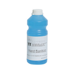 Wildchem Hand Sanitiser 1L 70% alcohol
