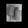 73966-CASTAWAY-3PC-BATHROOM-SET-GREY