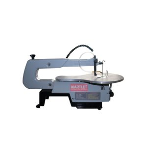 MARTLET SCROLL SAW 120W 400MM WITH FLEXIBLE LIGHT