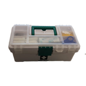 FIRST AID KIT FOR SHOP AND OFFICE