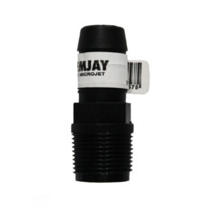 NYLON MALE ADAPTOR 20MM