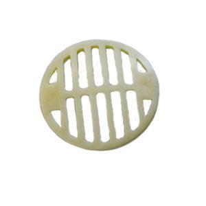 SHOWER GRATE PLASTIC PLAIN