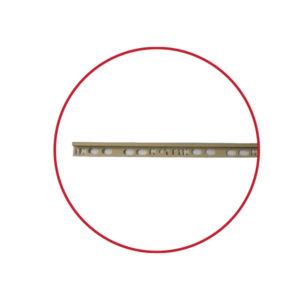 TILE TRIM 9MM PVC BEIGE 2.5M