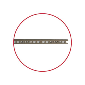 TILE TRIM 9MM PVC LIGHT GREY 2.5M