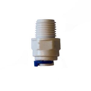 CLAUS PIPE ADAPTOR 1/4MI X 1/4PE