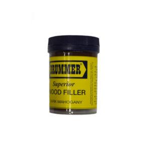 BRUMMER WOODFILLER DARK MAHOGANY 250GR