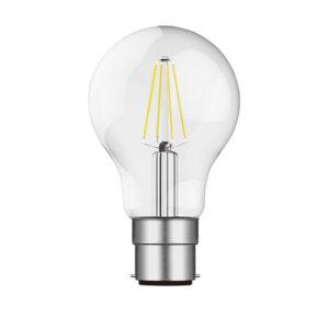 BULB 8W LED A60 BC FILAMENT