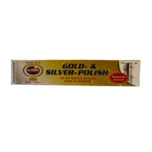 AUTOSOL GOLD & SILVER POLISH 75ML