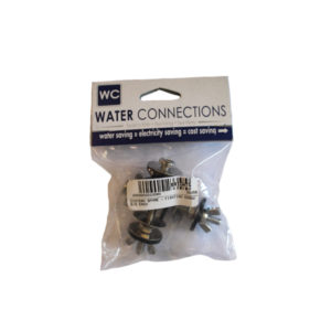 CISTERN SPARE FIXATION SCREWS STAINLESS STEEL (X2)