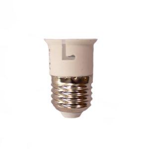 ACDC LAMP HOLDER ADAPTOR E27 - B22