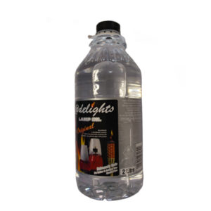 DELIGHTS LAMP OIL CLEAR 2L