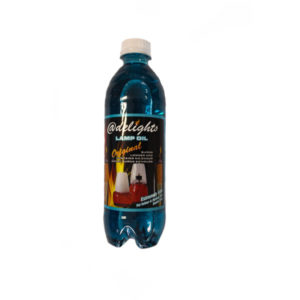 DELIGHTS LAMP OIL TURQUOISE 500ML