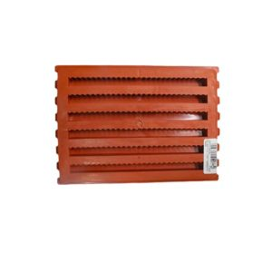 AIR VENT VERMIN PROOF PVC TERRACOTTA/BROWN