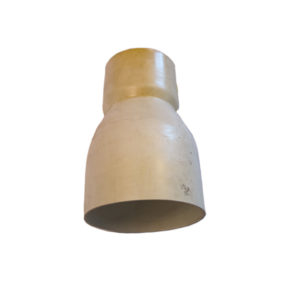 PIPE REDUCER 110MM X 75MM