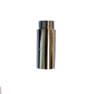 EXTENSION PIECE CHROME PLATED 15MM X 50MM
