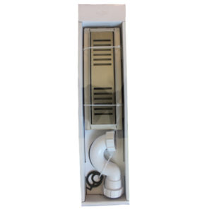 SHOWER CHANNEL 250MM STAINLESS STEEL 304