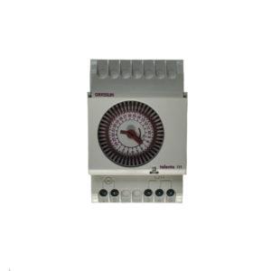 TIMER DIN-RAIL DB MOUNT 220V 16A 24HR