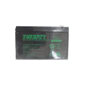 BATTERY RECHARGEABLE 12V 9AH LEAD ACID