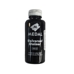 MEDAL PAINT STAINER BLACK 100ML