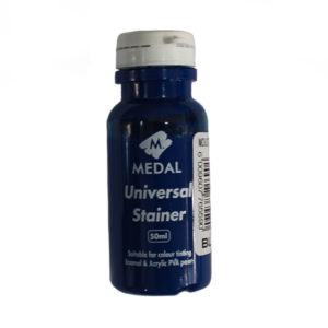MEDAL PAINT STAINER BLUE 50ML