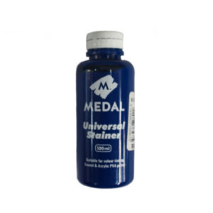 MEDAL PAINT STAINER BLUE 100ML