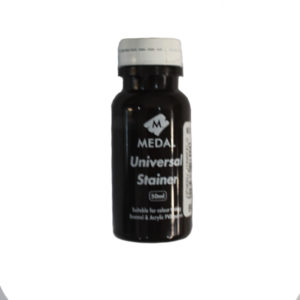 MEDAL PAINT STAINER BROWN 50ML