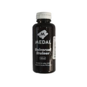 MEDAL PAINT STAINER BROWN 100ML