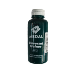 MEDAL PAINT STAINER GREEN 100ML