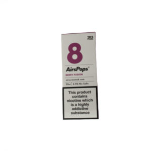 AIRSPOPS BERRY FUSION 30ML