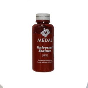MEDAL PAINT STAINER ORANGE 100ML