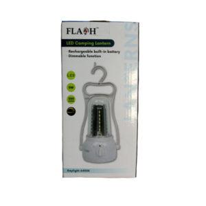 FLASH PORTABLE LED CAMPING LANTERN 5W