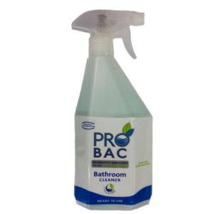 PRO BAC BATHROOM CLEANER 750ML