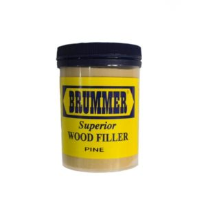 BRUMMER WOODFILLER PINE 500GR